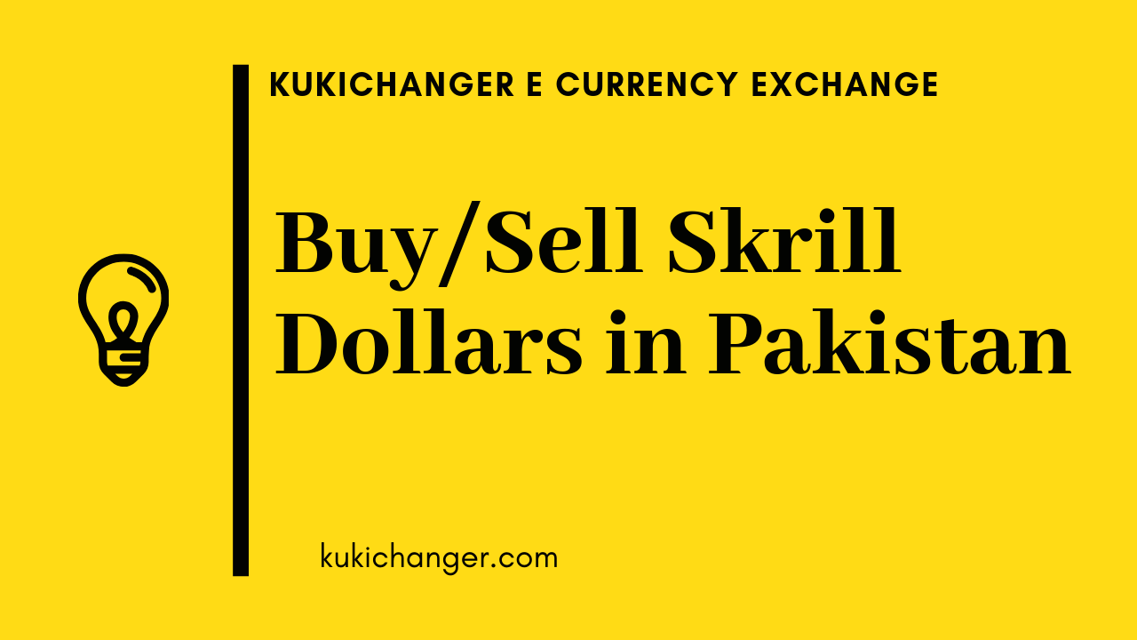 How to Exchange Skrill to Easypaisa | Jazzcash| Bank
