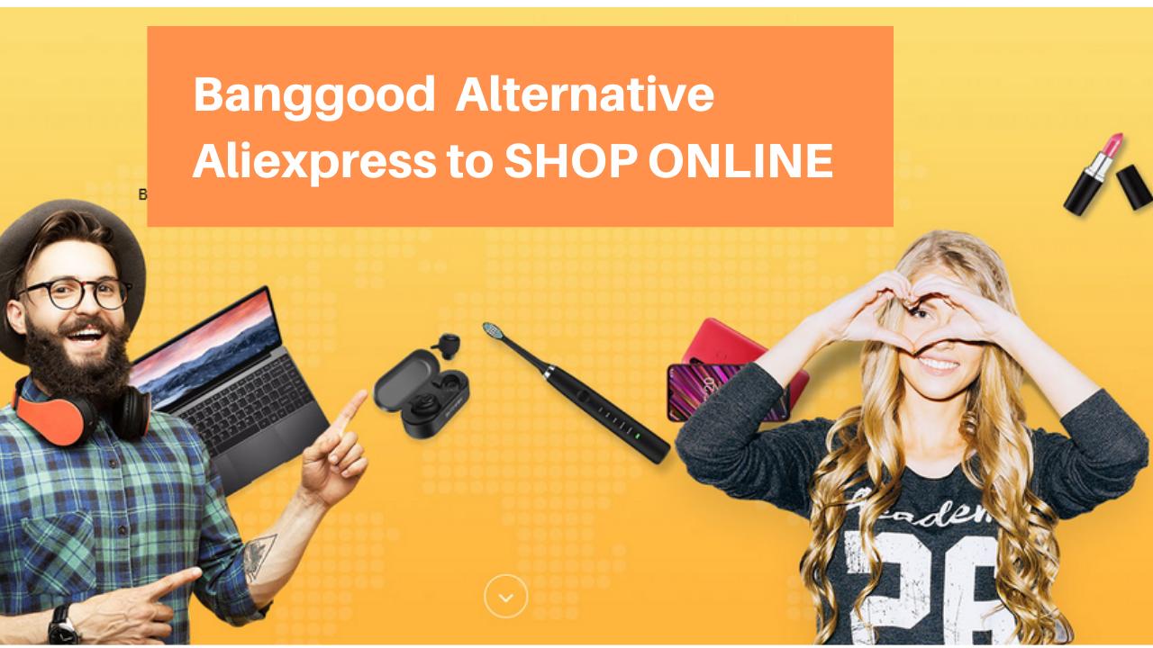Banggood Alternative