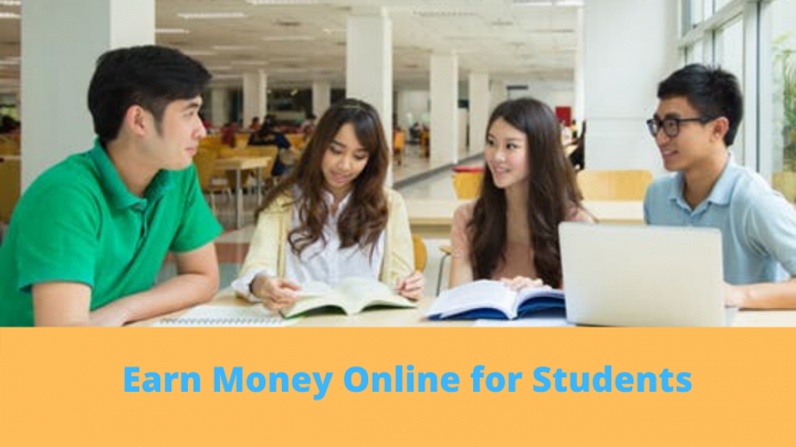 Earn Money Online in Pakistan for Students